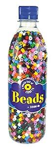 Playbox - Cuentas en Botella (10 de Mezcla de Colores) - 3500 uds (PBX2456001)