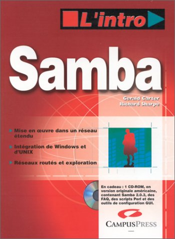 Samba (CD rom) par Gerald Carter, Richard Sharpe