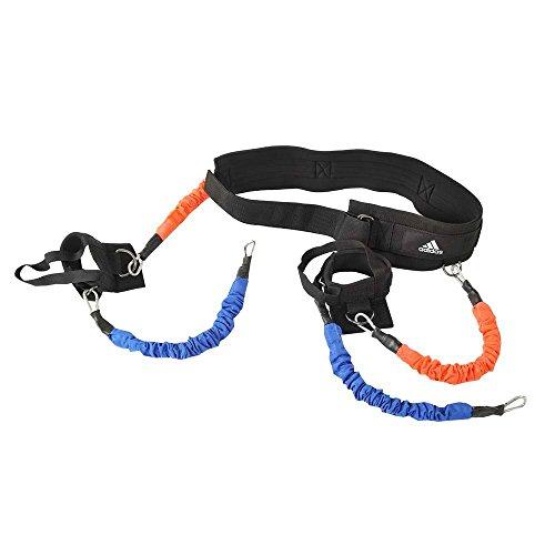 adidas ADSP-11512 - Entrenador de salto vertical, color negro