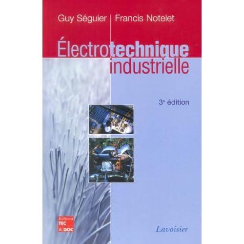 Électrotechnique industrielle