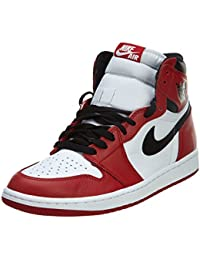 finest selection b9a10 a5704 Nike Air Jordan 1 Retro High Og, Scarpe da Fitness Uomo