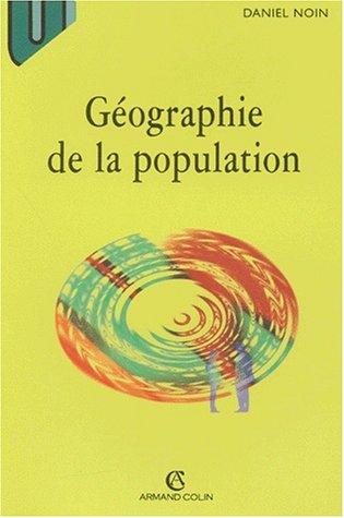 Géographie de la population
