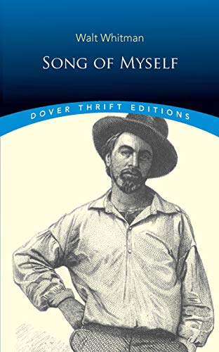 Song of Myself (Dover Thrift Editions) por Walt Whitman