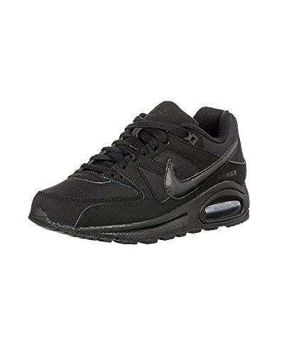 Nike  Wmns Air Max Command, chaussures de sport femme Noir - Noir