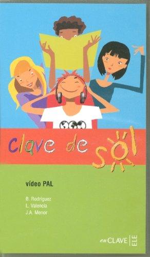 Clave De Sol: Video (PAL) 1 Y 2 [VHS]