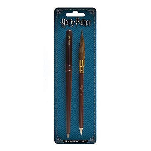 Harry Potter Set mit Kugelschreiber und Bleistiften