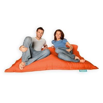 BAZAAR BAG® - Giant BeanBag, 180cm x 140cm - Indoor Outdoor Garden Floor Cushion Bean Bags