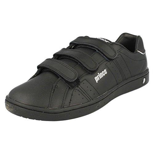 Prince Classic Velcro Herren Leder Schuhe (Prince Herren Schuhe)
