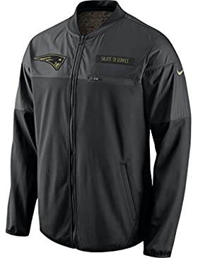 Nike STS Hybrid (NFL Patriots) Chaqueta Hombre