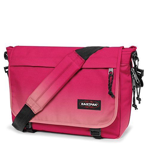 20 Messenger Fade Clash Nero Black Litri Eastpak Delegate Rosa cm Borsa Pink 38 1x4nE0EtP