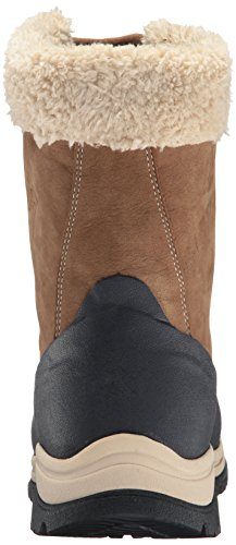 Muck Boots Arctic Lace Mid, Stivali di Gomma Donna Marrone (Otter/totally Eclipse Dark Navy)