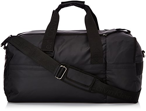 Calvin Klein Urban 2 Gym Duffle, Mens Top-Handle Bags, Black (Noir (990 Black)), One Size