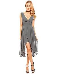 Kleid nahen vorne kurz hinten lang