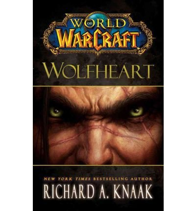 [Wolfheart] [by: Richard A. Knaak]