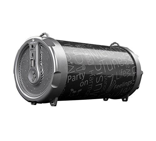 Zebronics Zeb-Bazooka Portable Bluetooth Speaker with mic