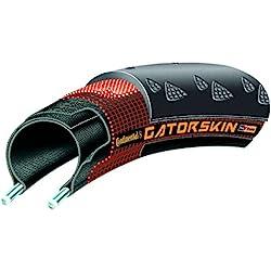 Continental GatorSkin - Cubierta para bicicleta de carretera, 700 x 28C (700 x 28 C)