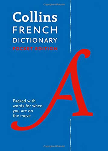 Collins French Dictionary. 40.000 Words And Phrase (Collins Pocket Dictionary) por Vv.Aa.