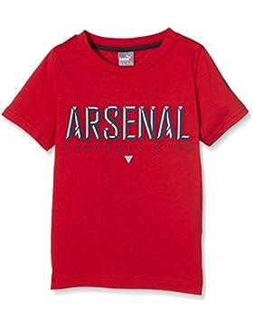 PUMA Kinder T-Shirt Arsenal Fan Tee