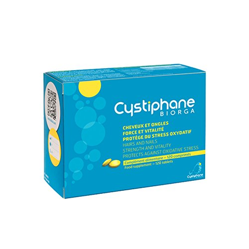Cystiphane Hair And Nails 120 Tablets