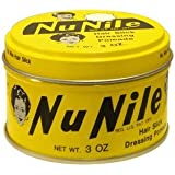 Murrays Nu Nile Hair Slick Dressing Pomade 89 ml Jar
