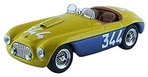 Art Model - Art294 - Véhicule Miniature - Modèles À L'échelle - Ferrari 166 Mm Sp - Mille Miglia 1951 - Echelle 1/43
