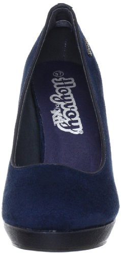 XTI Woman Pumps H32793 AU12 Damen Klassische Pumps Blau (navy X5)