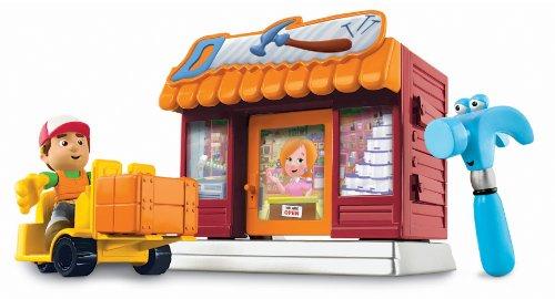Handy Manny Mattel P9774 IL NEGOZIO DI FERRAMENTA
