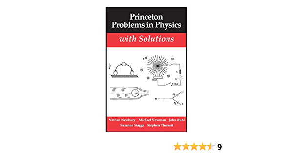 Buy Princeton Problems In Physics With Solutions Princeton Paperbacks Book Online At Low Prices In India Princeton Problems In Physics With Solutions Princeton Paperbacks Reviews Ratings Amazon In