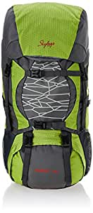 Skybags Nylon 55 Ltrs Grey Hiking Rucksacks (RUC55LGRY)