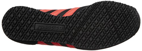 adidas Zx Racer, Chaussures de Sport Homme Noir (Core Black/Red/Ftwr White)