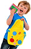 Mr. Tumble Textured Spotty Bag with Makaton Cards