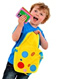 Something Special Mr Tumble Textured Spotty Bag with Makaton Cards