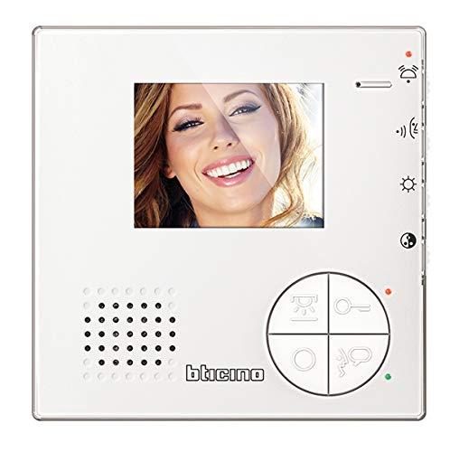 Bticino Kits Videoporteros 363411 - Kit V1 2H C100V12E-L3000
