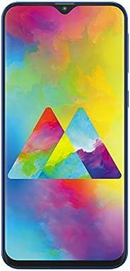 Samsung Galaxy M20 Dual SIM 32GB 3GB RAM 4G LTE (UAE Version) - Ocean Blue