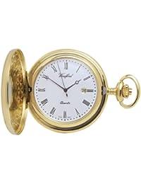 Woodford 1238 - Reloj de bolsillo analógico de cuarzo para hombre