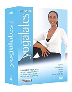 Yogalates: Complete (Box Set) [DVD]