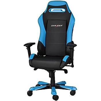 DX Racer Iron IS11Sitz Gaming blau