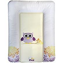 Colchón Cambiador de Bebé Blando de Petit Chat 70*5*50 cm- modelo Búho