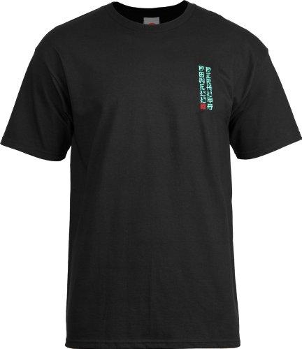 powell-peralta Dragon Skull T-Shirt schwarz