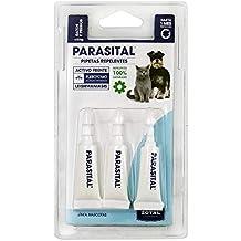 PARASITAL Pipeta Repelente Gatos y Perros 3 Unidades