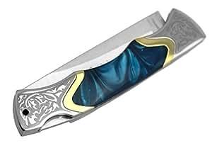 Columbia couteau de chasse de couteaux de chasse extérieur de couteau de poche en acier inoxydable Modèle Paradise