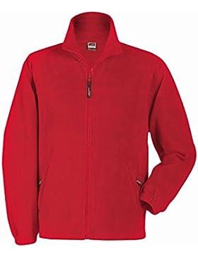 Chaqueta Hombre en polar pesada con zip full-zip Jacket