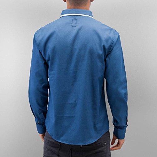 Cazzy Clang Uomo Maglieria / Camicia Quinn Blu