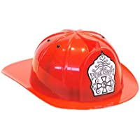 Peterkin 6453 Fire Chief - Casco (rojo)