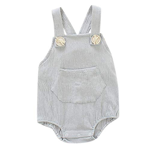 Zylione Baby ärmellose Sling Strap Tasche einfarbig