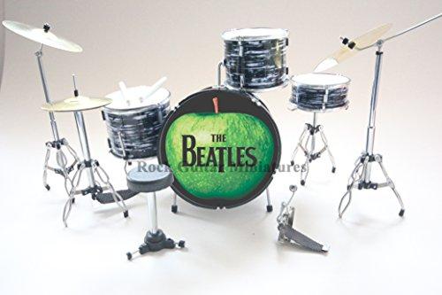 RGM367 Ring Starr Beatles Ludwig Miniaturschlagzeug