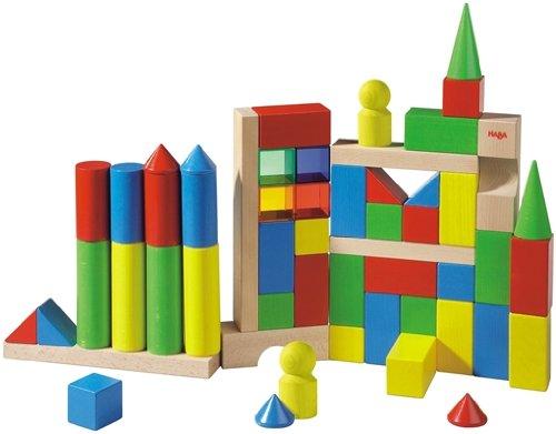 Haba 3551 - Juego de bloques grandes