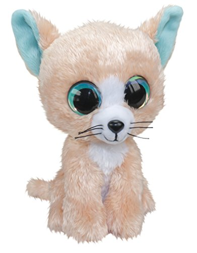 Cat Peach (Classic) Plush - Lumo Stars 54992 - 15cm 6""