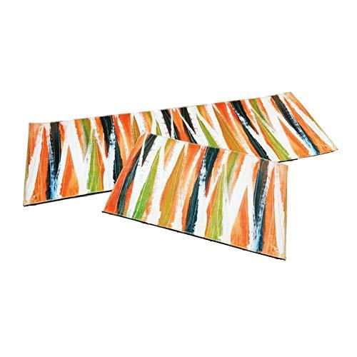 MMSM Teppiche Teppiche Küchenmatte Badezimmertürmatte Schlafzimmer Bettdecke Super Weichen Teppich Kann In Der Maschine Gewaschen Werden,T-013-50 * 80CM