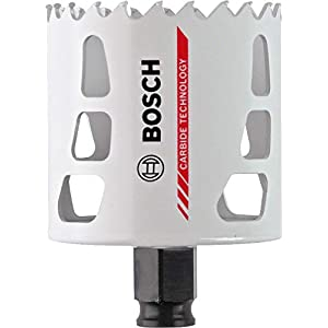 Bosch Professional Endurance for Heavy Duty Sierra de corona de carburo (Ø 22 mm, accesorios para taladro)